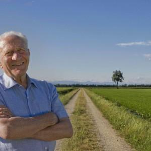 """""""Tinarelli, l'uomo che cambiò il modo di coltivare il riso"""""""