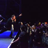 Simple Minds, lo show a Grugliasco