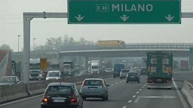 """""""Autostrada Torino-Milano, neppure  per l'Expo ultimata la quarta corsia"""""""