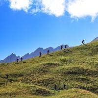 Ultra Trail du Mont Blanc, la carica dei 1600 sui fianchi del Re delle Alpi