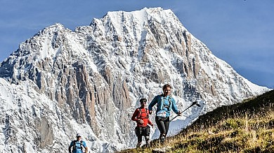 Ultra-Trail du Mont Blanc, cinque sfide estreme per i supermen della corsa /    FOTO