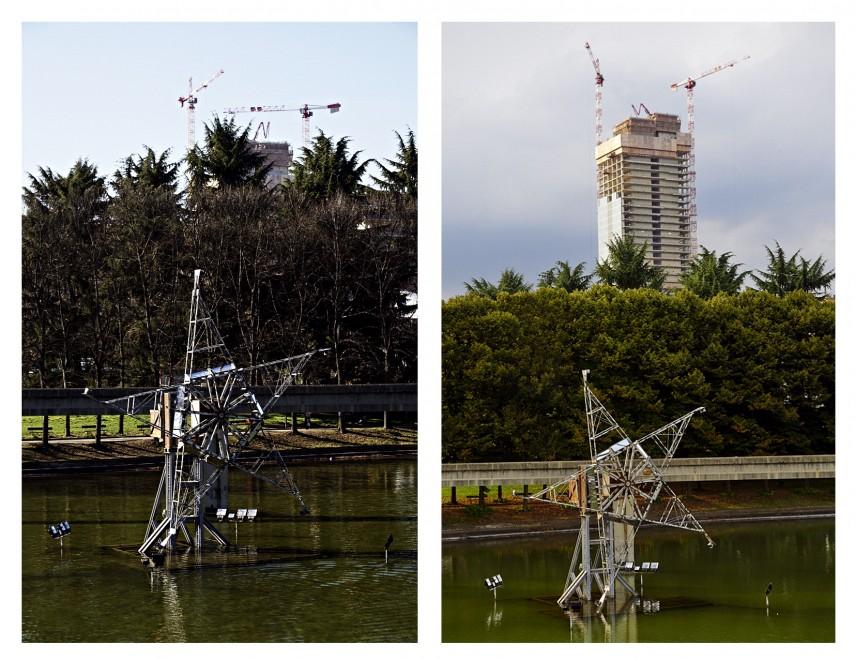 Il grattacielo di fuksas sar il secondo pi alto in for Grattacielo torino fuksas