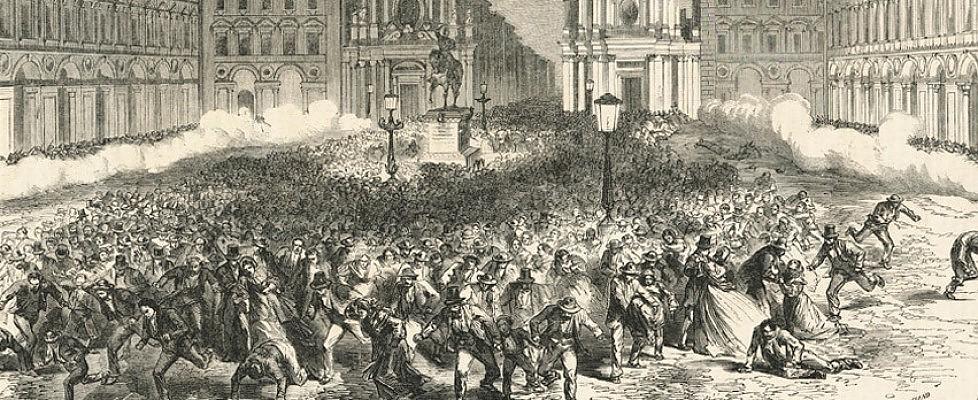 Quei 50 morti per difendere la capitale a Torino: un secolo e mezzo fa la prima strage di Stato