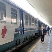 Maltempo in Francia, bloccato a Porta Nuova il treno dei pellegrini