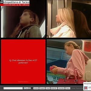 """Little William, lo """"stalker"""" che cattura volti di donne nel metrò"""