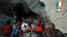 Il Buco di Viso, primo tunnel fra Italia e Francia