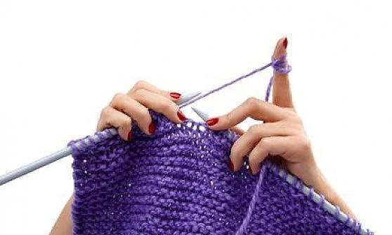 Lavorare a maglia ovvero come meditare con le mani