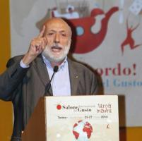 """Petrini: """"Sogno una Foodstock del cibo per cambiare il mondo"""""""
