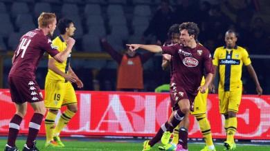 Il Toro ritrova la vittoria grazie al primo gol in serie A di Darmian: il Parma s'arrende/  Ft