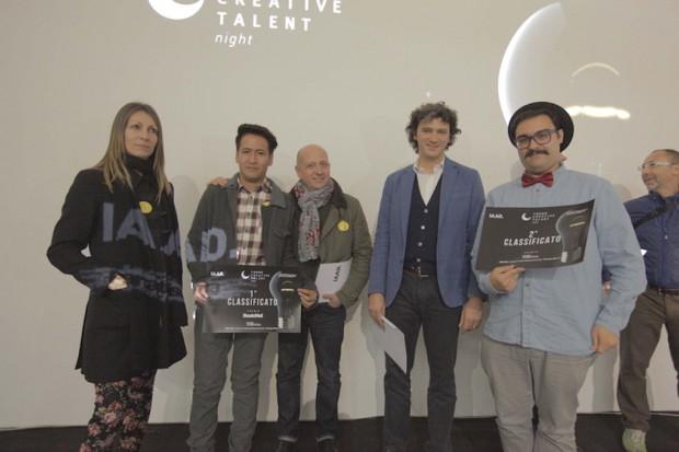 L'errore visto dai giovani talenti dello Iaad