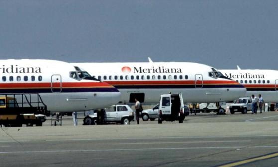 Meridiana decolla il volo torino berlino - Avda meridiana 156 ...
