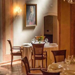 Davide, l'enfant du pays e la sua opulenta cucina nel castello di Guarene