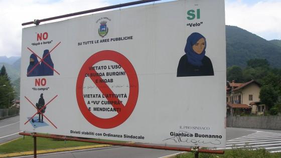 Condannato Buonanno, il sindaco anti-burqa: dovrà pubblicare la sentenza su Facebook