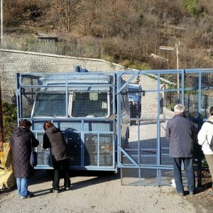 Corteo No Tav, blocco della statale e scontri