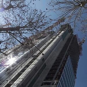 Oggi parte il trasloco: nel grattacielo Intesa entrano i primi cinquanta dipendenti