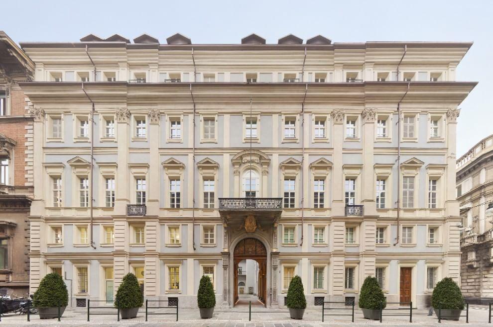 """Palazzo Valperga Galleani: a Torino la """"casa più bella del mondo"""""""