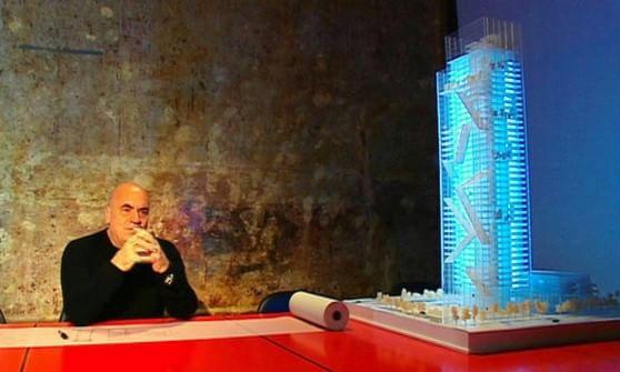 Grattacielo fuksas interrogato in procura l 39 ex liberale for Grattacielo torino fuksas