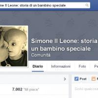 """Simone, il messaggio dei genitori sul web: """"Cerchiamo gli altri 8 bimbi con la sua..."""