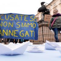 Migranti in corteo per diritti e casa