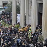 Strage di Tunisi, Consolata strapiena per l'addio alle due vittime torinesi al Museo del Bardo