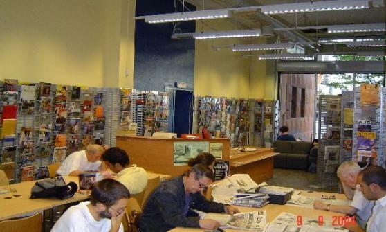 Torino che legge, rambla letteraria sotto la Mole