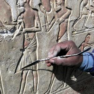 """Christian Greco, l'Indiana Jones d'Egitto: """"Io, custode dei faraoni in missione nel deserto"""""""