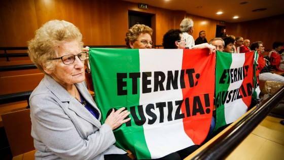 Processo Eternit Bis, la Regione sarà parte civile