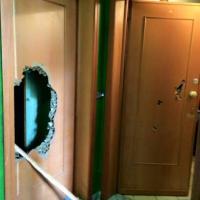 Porte sfondate e vetri in briciole, seconde case devastate a Bardonecchia