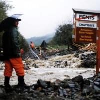 Valle d'Aosta, l'allarme frane e alluvioni ora arriva sullo smartphone