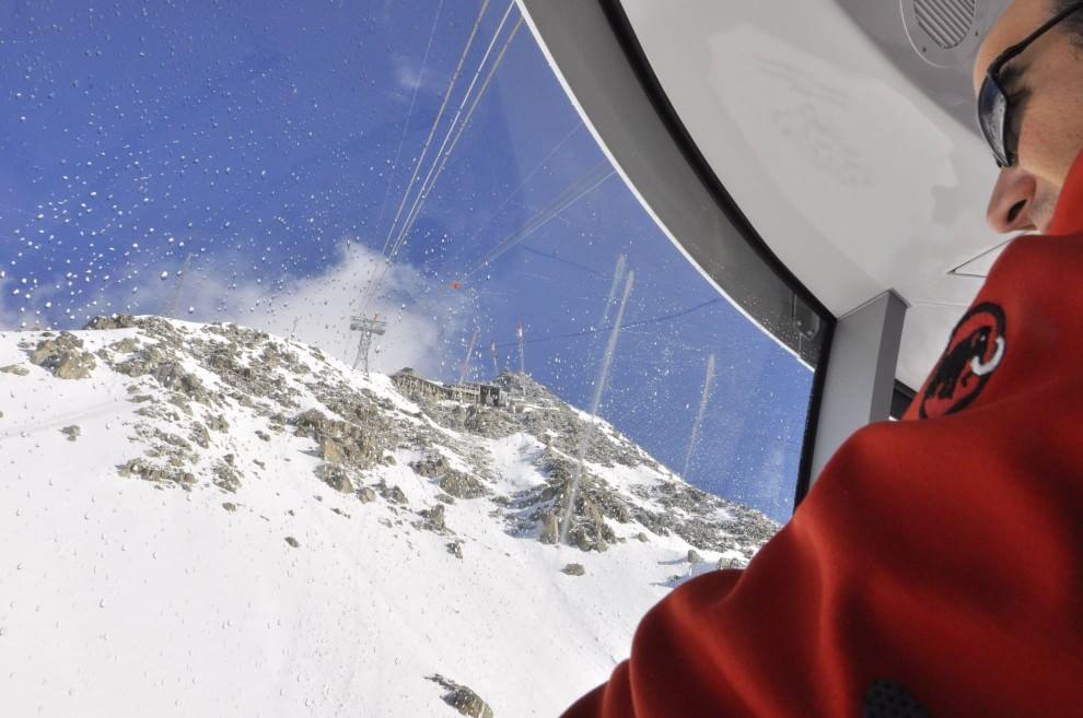In 19 minuti sulla cima d'Europa: aperta la nuova funivia hi-tech del Monte Bianco