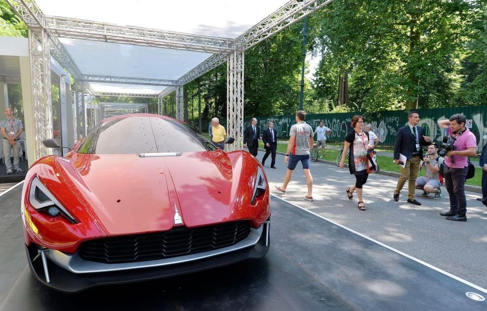 Supercar per sognare al nuovo Salone dell'Auto di Torino
