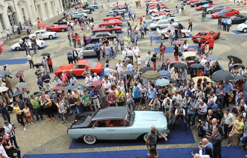 """Piace a trecentomila visitatori il Salone dell'auto """"itinerante"""""""