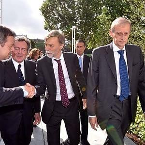 """Delrio a Torino: """"Facciamo ripartire i cantieri, il Paese ne ha bisogno come il pane"""""""