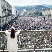 L'abbraccio di Torino a Papa Francesco