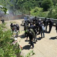No Tav, il corteo in Val Susa e gli scontri con la polizia