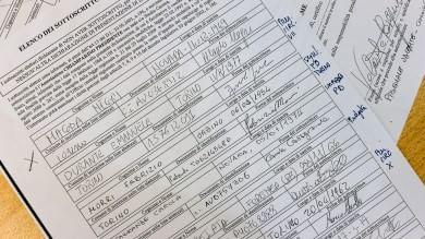 Firme false per Chiamparino, le tante contraddizioni dei testimoni sulle date