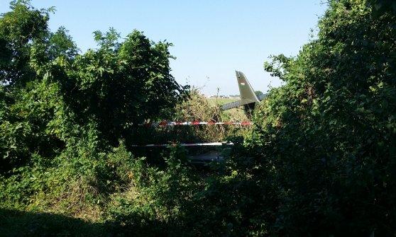 Casale monferrato cade aereo da turismo undici feriti for Cappa arredamenti casale monferrato