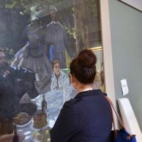 Emozione alla Gam di Torino, tra i capolavori di Monet debutta in Italia il celeberrimo