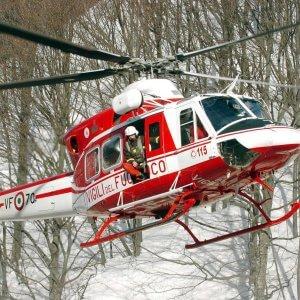 Elicotteri militari con l'amianto: 55 avvisi di garanzia per disastro colposo