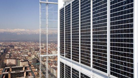 Torino Il Grattacielo Intesa Sanpaolo E Il Piu Ecologico D Europa
