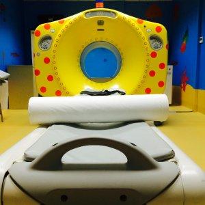 La Pet si fa dentro un sottomarino: nasce un percorso a misura per piccoli pazienti oncologici