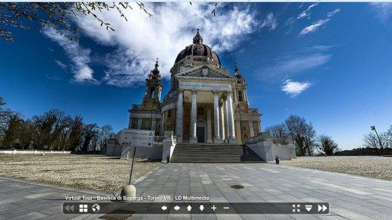 """Torino ora si presenta ai turisti in 3D: è la prima città europea """"visitabile"""" da casa"""