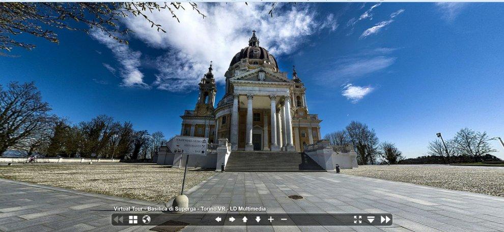 Torino in 3D e a 360 gradi: ecco come appare nel nuovo tour virtuale