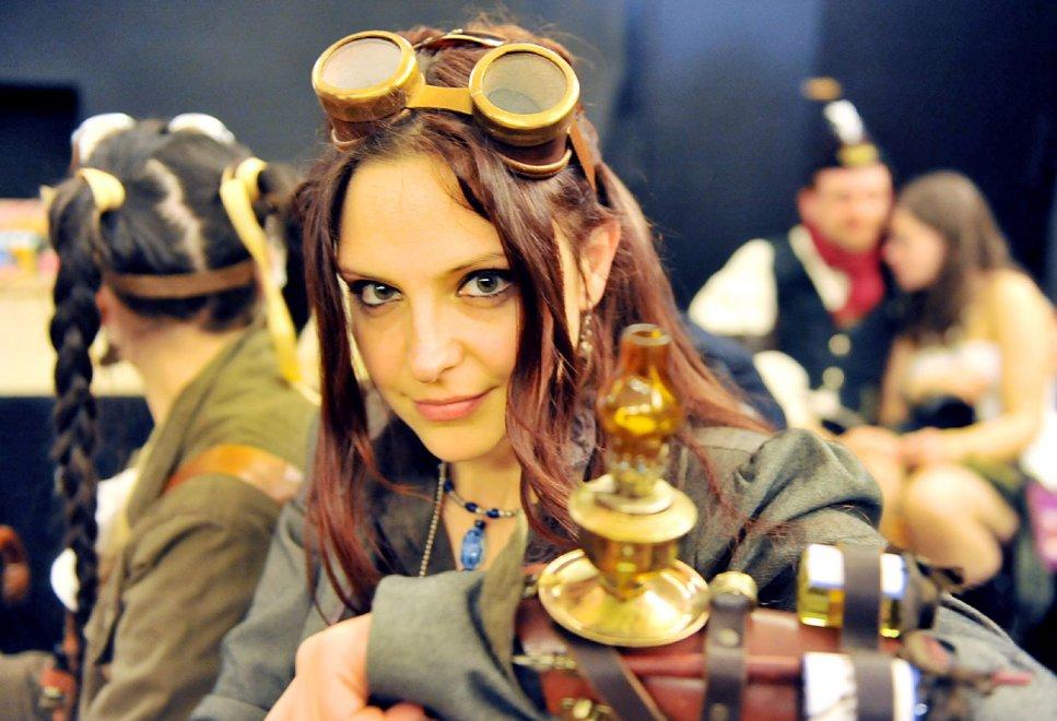 """Orgoglio Steampunk, a Torino la giornata della """"civiltà del vapore"""" ottocentesca"""