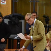 Erri De Luca in Tribunale