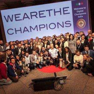 """""""Digital champions"""": meeting alla Reggia di Venaria con il premier"""