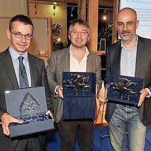 """""""Innovazione, tradizione, eccellenza"""": a Foglizzo Leather e Synesthesia il premio Chiave a stella"""