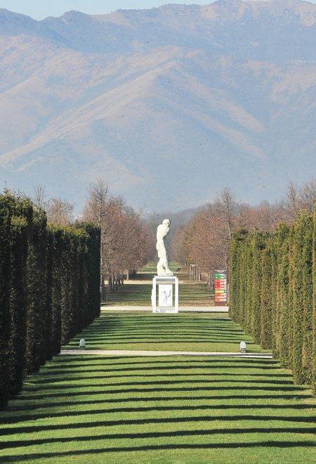 L'imponente Hercole Colosso ritorna alla Reggia di Venaria