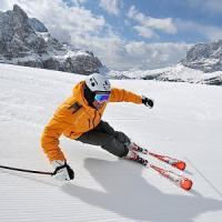 Primo weekend sugli sci: piste aperte nel Cuneese e in Val d'Aosta