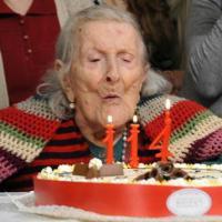 Emma Morano, 116 anni,